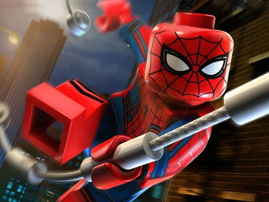 """Captain America: Civil War"" Spider-Man swinging into ""LEGO Marvel's Avengers""!"