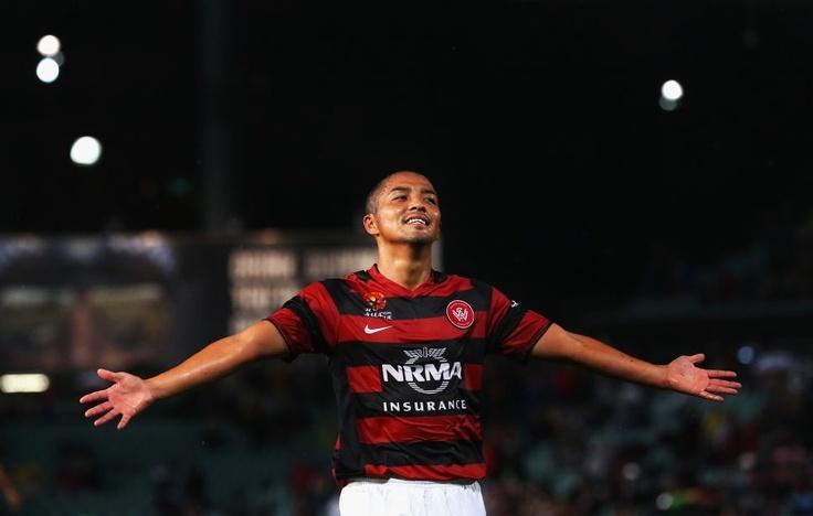 Shinji Ono -小野伸二-  Western Sydney Wanderers