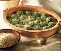 Gnocchi di quinoa - Tutte le ricette dalla A alla Z - Cucina Naturale - Ricette, Menu, Diete