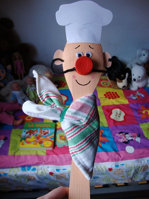 Wooden Spoon Chef