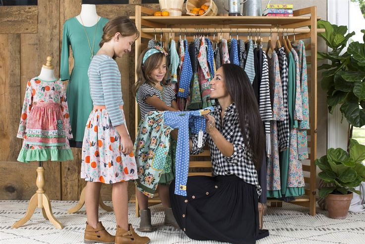 See Joanna Gaines New Kids Clothing Line Inspired By