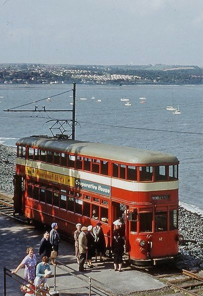 Mumbles Railway (via geoff7918 on Flickr)