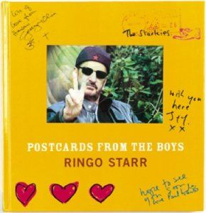Postcards From The Boys - By Ringo Starr