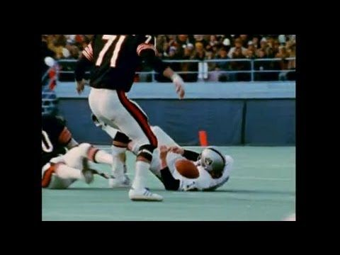 "The Original ""Tuck Rule"" Game.Remember watching in November 1976.What a game"