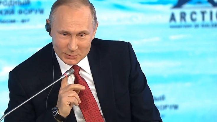 Неудачная шутка Путина про войска