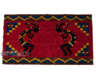 Perfect southwestern style doormat to accent your southwest or native style decor.