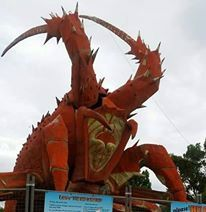The Big Lobster- Kingston SA from TAWKer Allison Butson