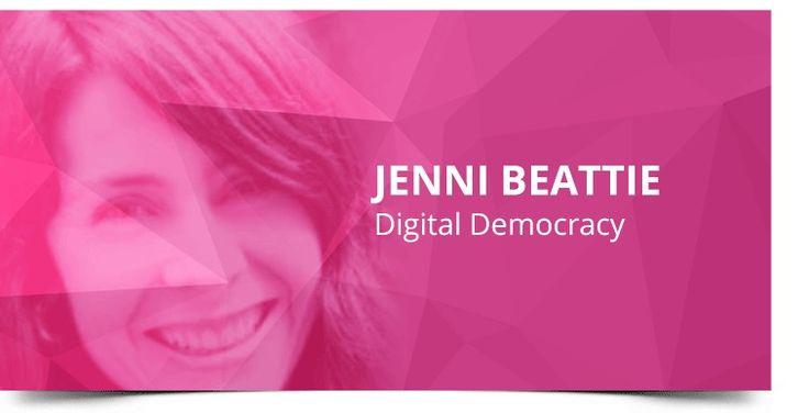 #16 Jenni Beattie on Not-For-Profit Social Media #socialmedia #podcast