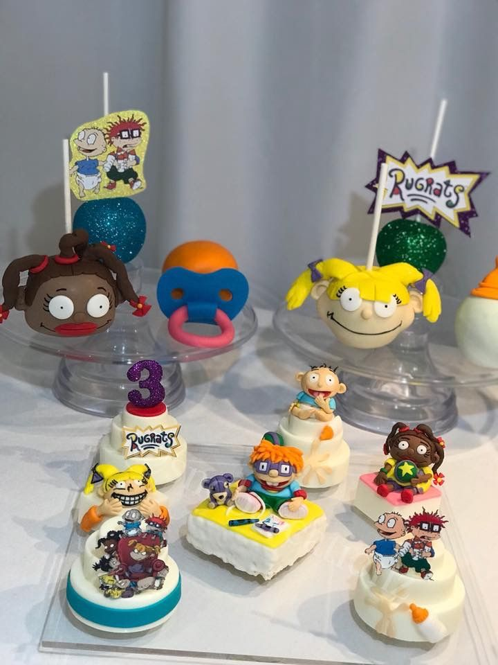 Rugrats Theme Party