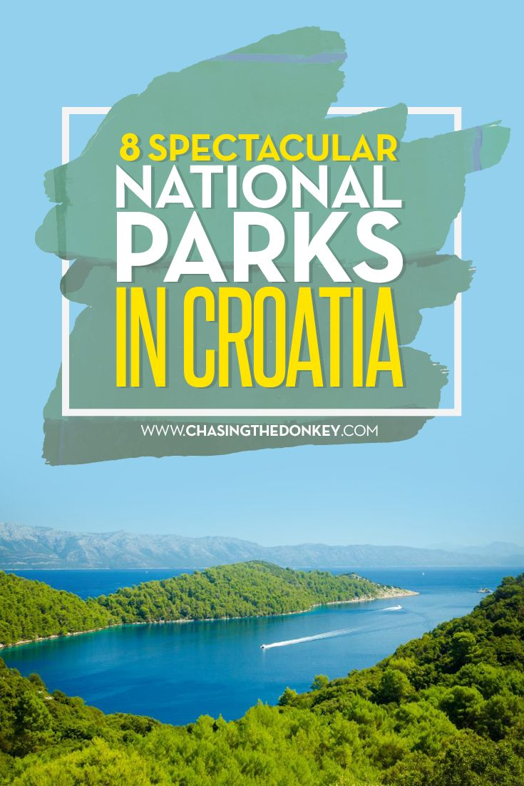 Croatia Travel Blog: Don't miss these 8 stunning national parks on your travels to Croatia. We've got all the tips for how to explore these natural wonders here!