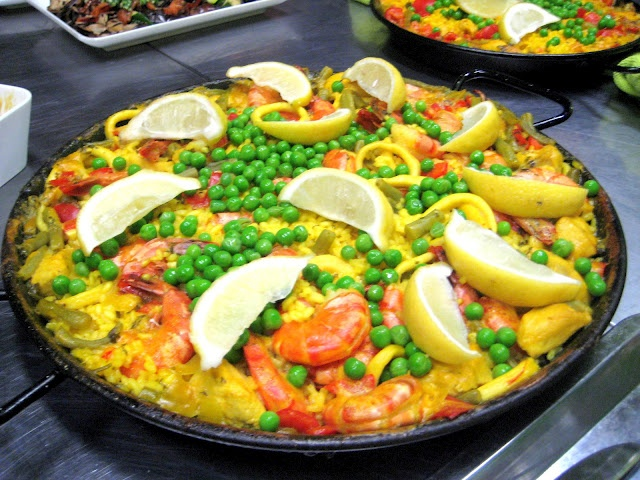 how to make the best spanish paella