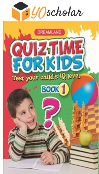Quiz Time for Kids Part 1