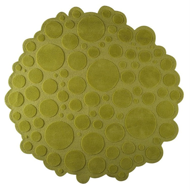 Soap,Ø220,grön i gruppen Mattor hos RUM21 AB (106520)