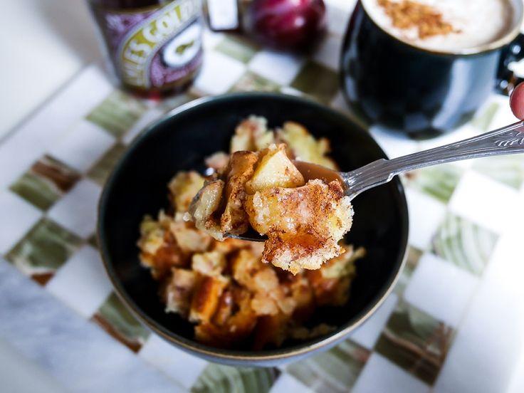 Italialainen omenapaistos | resepti | syksy | autumn fall | food |