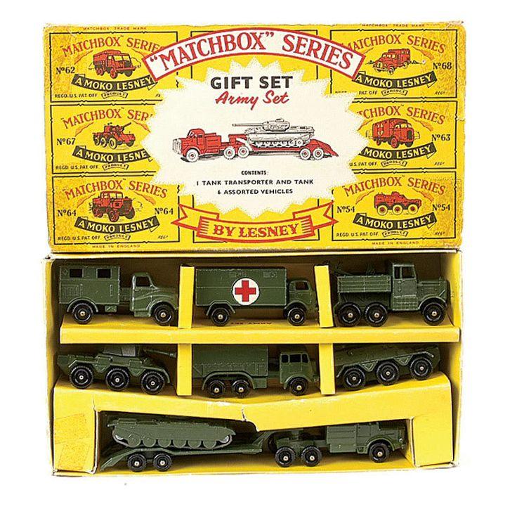 Lesney Matchbox G5  Military