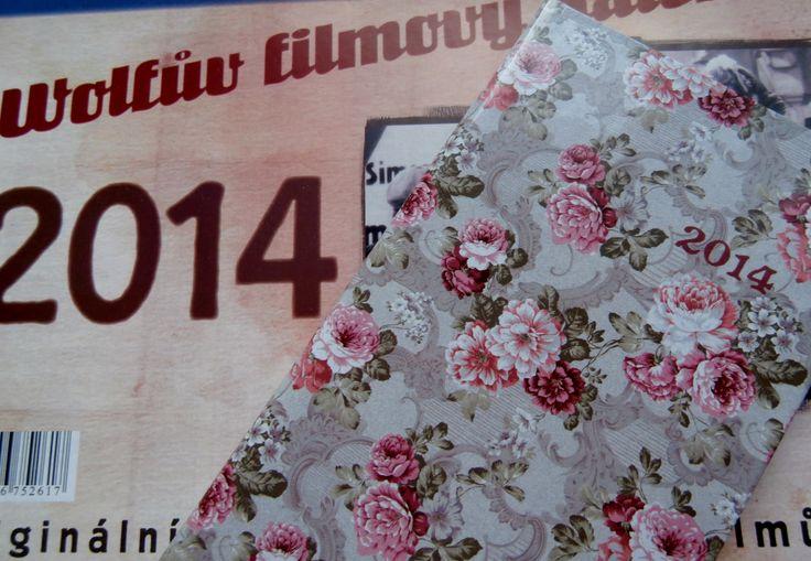 Kalendář a diář na rok 2014