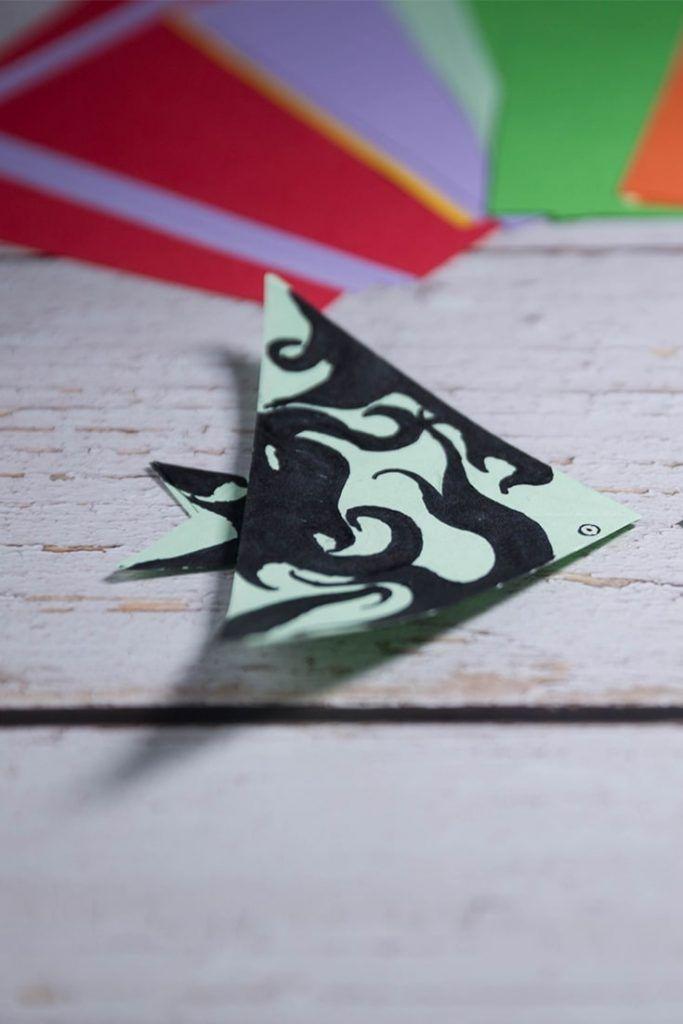 Xinu :: Origami :: Angelfish   1024x683