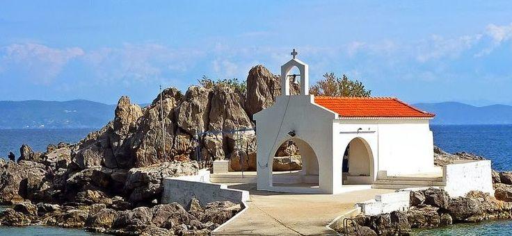 best wedding locations in greece. Wedding chapel in Chios