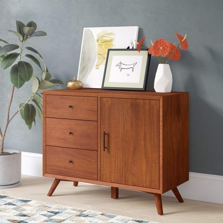 Yelena 1 Door Accent Cabinet Joss Main In 2020 Furniture Home Office Furniture Accent Cabinet