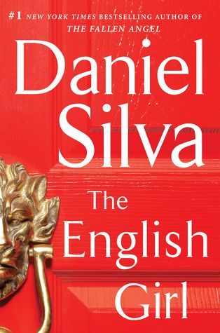 The English Girl by Daniel Silva - A straightforward hostage rescue morphs into a global geopolitical challenge for Gabriel Allon, Israeli super-spy and world-class art restorer. Stuffed with hyperbolic action, exotic locations, cold-blooded killers and cynical politicians, this is a diverting, slightly overlong, read - Amy Henry, aka Amy Cabernet Quilts.