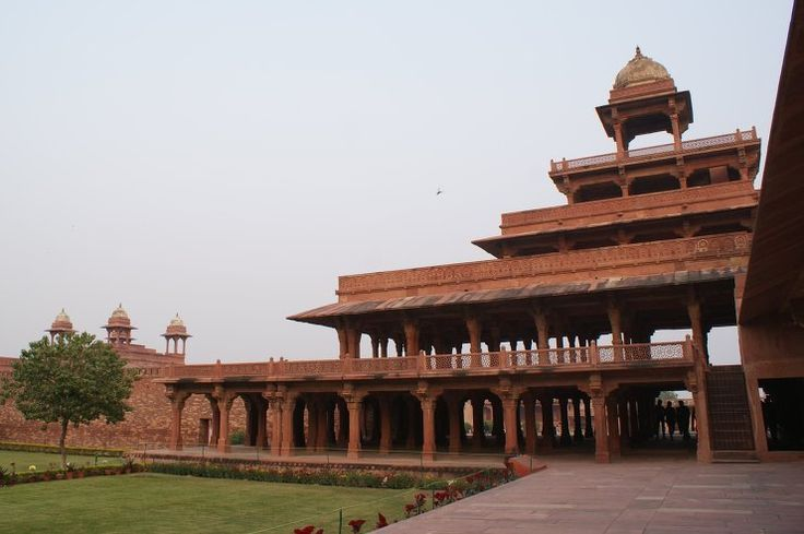 Фатехпур-Сикри: потерянный рай императора Акбара   РИА Новости