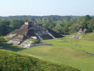 Comalcalco, Tabasco, Mexico Maia