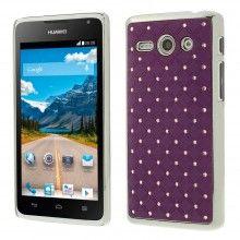 Carcaça Huawei Ascend Y530 Diamantes Violeta 6,99 €