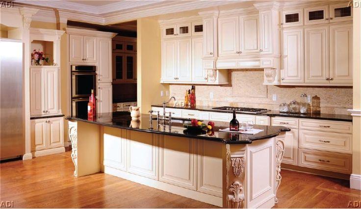 Best Discount Kitchen Cabinets White Kitchen Island 400 x 300