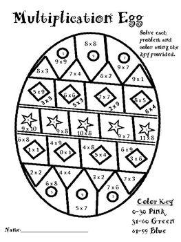 multiplication egg