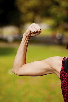 Use your muscles—with your mind. Believe it or not, visualizing a workout can actually trick your body into strengthening your calorie-zapping muscle: A Cleveland Clinic study discovered that participants who spent 15 minutes a day imagining flexing their biceps had a 13.5 percent increase in their strength after three months    Read more: http://www.oprah.com/health/How-to-Increase-Your-Metabolism-All-Day/5#ixzz2DITqig5W