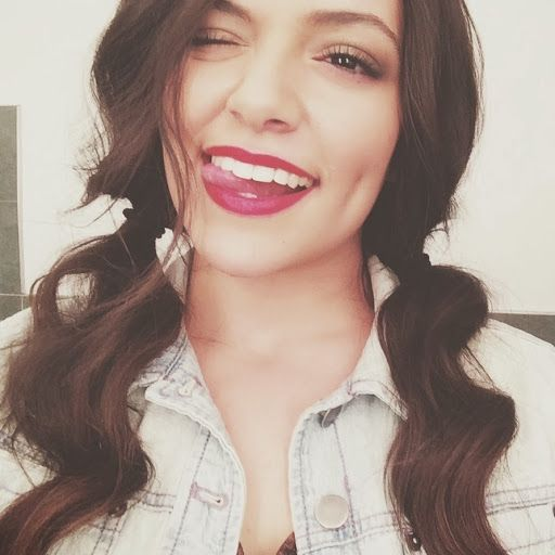 Bethany Mota. So young and is a youtube celeb and has her own line of clothing. Pretty impressive.