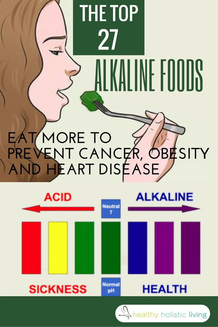 The Top 27 Alkaline Foods on the Planet #alkaline #cancer #obesity #heart #disease #prevent