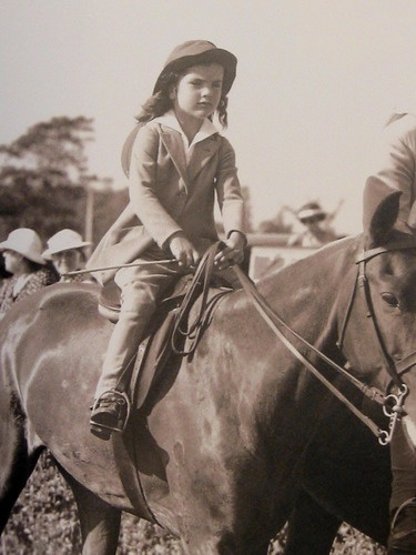The Private Passion of Jackie Kennedy Onassis: Portrait of a Rider    http://www.amazon.com/Private-Passion-Jackie-Kennedy-Onassis/dp/0060524111/ref=cm_cmu_pg__header