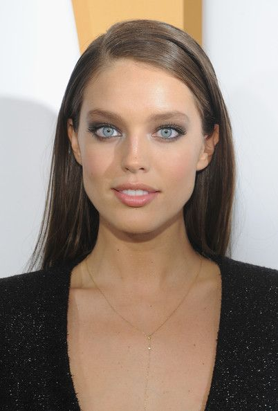 Lily DiDonato Photos Photos - Model Emily Didonato attends the Sports Illustrated Swimsuit 50 Years of Swim in NYC Celebration at the Sports Illustrated Swimsuit Beach House on February 18, 2014 in New York City. - Sports Illustrated Swimsuit Celebrates 50 Years Of Swim In NYC - Arrivals