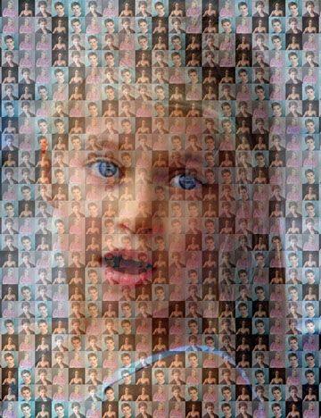 Crear fotos de mosaico 7