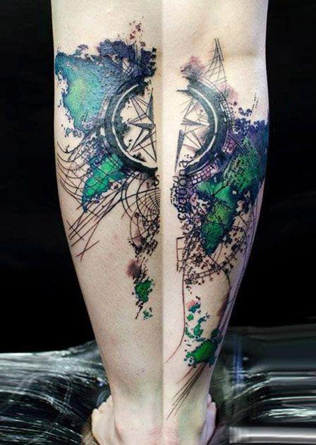 Tattoo Artist - Klaim Street Tattoo   Tattoo No. 11726