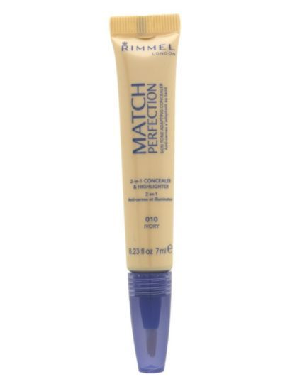 Rimmel London Match Perfection Illuminating Concealer - Boots
