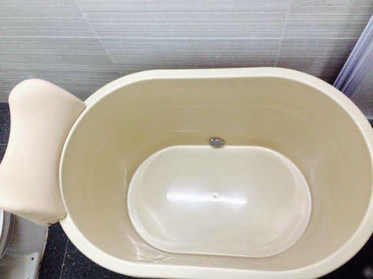 Julie 39 S Bathtub Enjoy Your Bath With Portable Bathtub