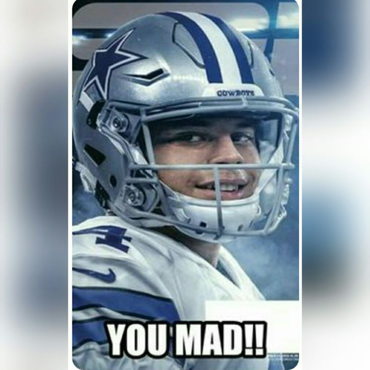 You mad!!