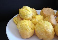 Pâte à choux sans gluten {recette de base}