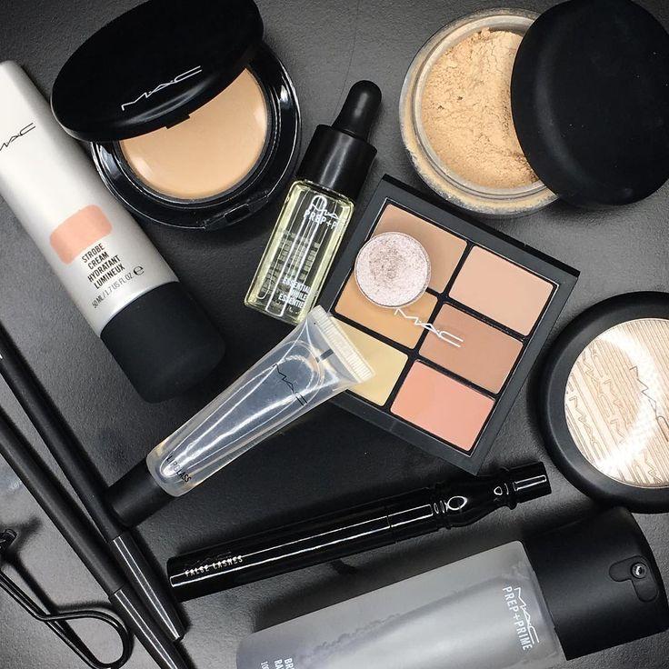 Доминик Скиннер: Летний макияж от старшего визажиста компании MAC #косметика #мейкап #масло #основа #пудра.летниймакияж #МАС