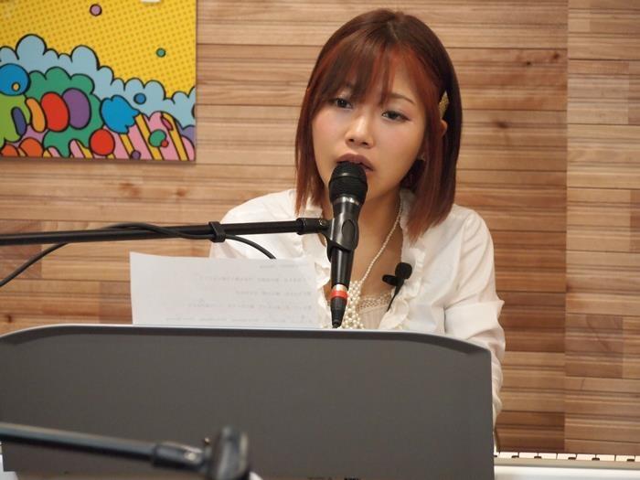 YUKA KITAO(2012.02.23)  https://www.facebook.com/ustrip.tv  http://www.ustream.tv/channel/u-strip  #ustrip12