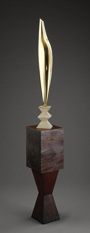 Constantin Brancusi / golden bird, 1920. Do some developmental drawings working…