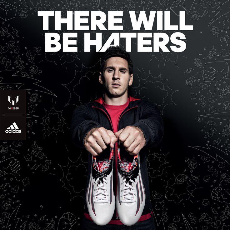 ¿Has visto las nuevas botas de Messi? #pibedebarrio http://acuatrosport.com/producto/_/botas-adidas-messi-104-in-j-blanco-negro-rojo-nio-unisex.html