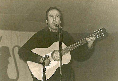 Mikel Laboa (1968 - Uztaritze ?)