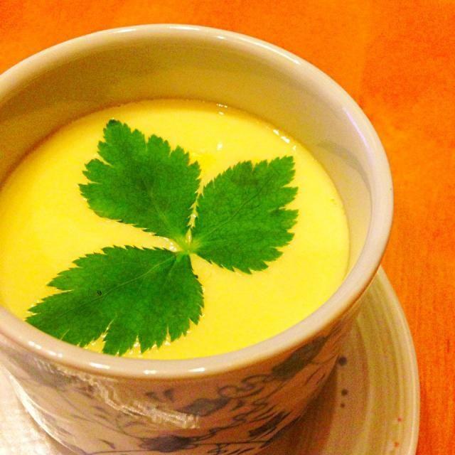 簡単過ぎるのに美味し過ぎ! - 29件のもぐもぐ - いちご煮茶碗蒸し by shifo