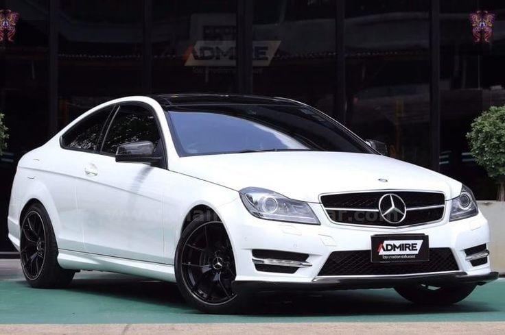 ขายรถเก๋ง MERCEDES-BENZ C-CLASS เมอร์เซเดส-เบนซ์ รถปี2013 สีขาว