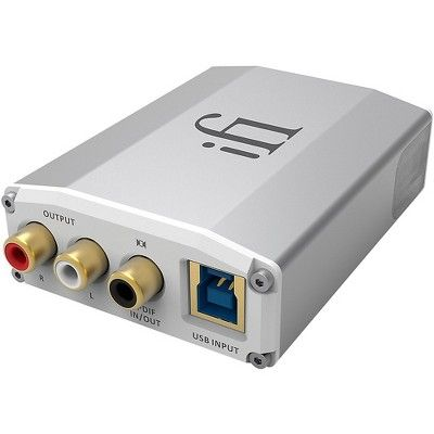 iFi Audio nano iOne DAC/Bluetooth/SPDIF/USB Enter