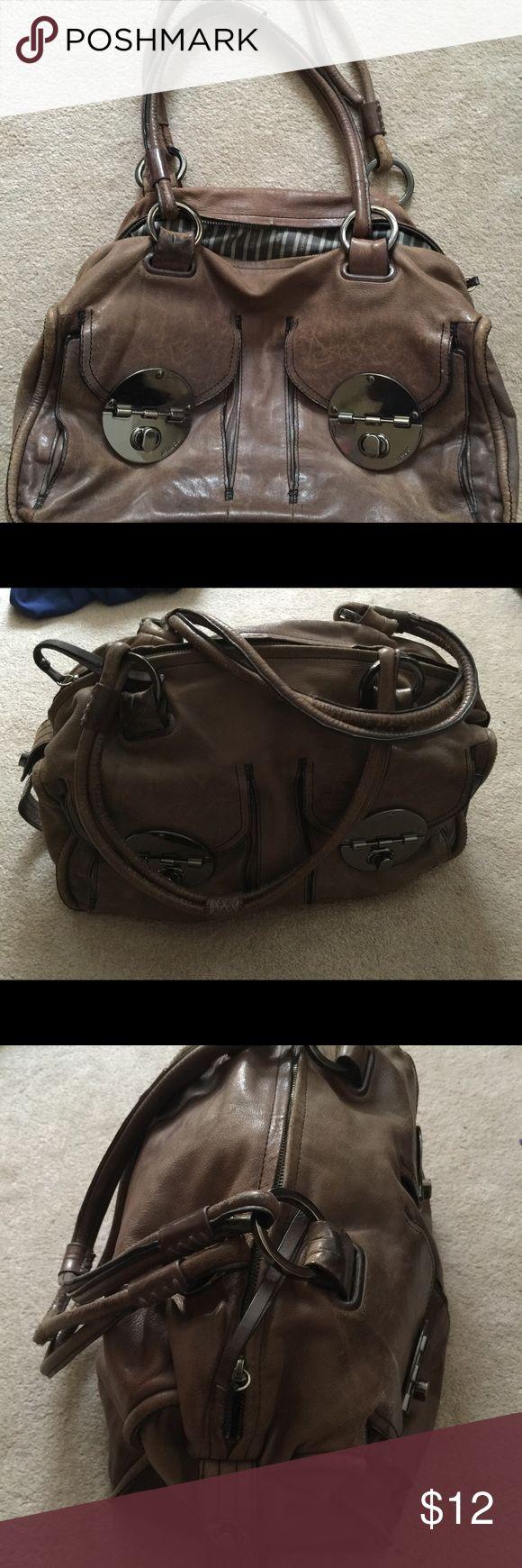 56 Off Coach Handbags Coach Mini Toiletry Or Make Up Kit From Erin - Mimco handbag