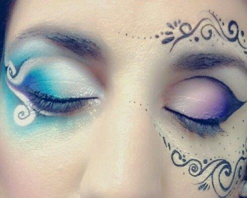 Maquillaje de fantasía!